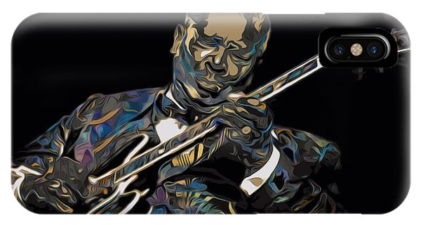 Bb King IPhone Case