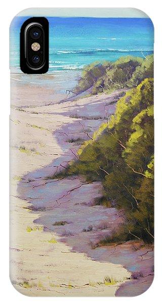 Beach Dunes Phone Case by Graham Gercken