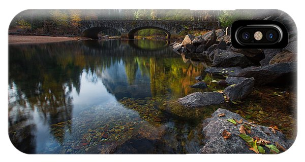 Boulder iPhone Case - Beautiful Yosemite National Park by Larry Marshall