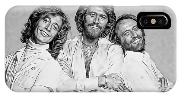 Bee Gees Collection IPhone Case