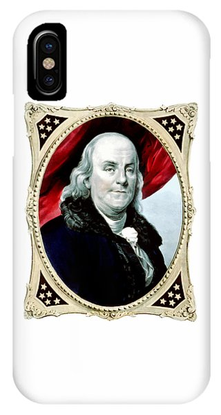 Ben Franklin IPhone Case