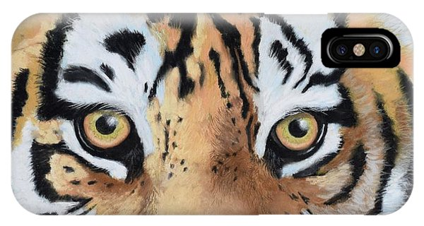 Bengal Eyes IPhone Case