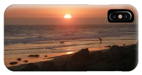 Best Friends At The Beach IPhone Case