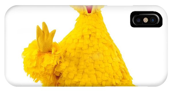 Big Bird IPhone Case