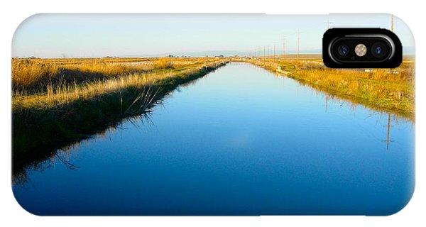 Biggs Canal IPhone Case