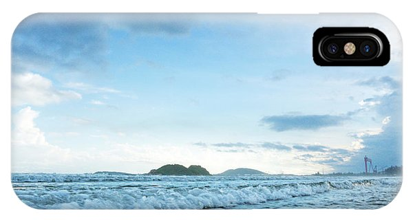 Binh Hai Beach, Quang Ngai IPhone Case