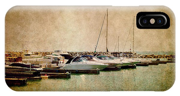 Boats IPhone Case