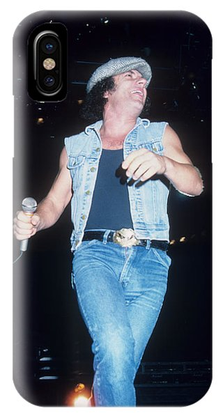 Brian Johnson IPhone Case