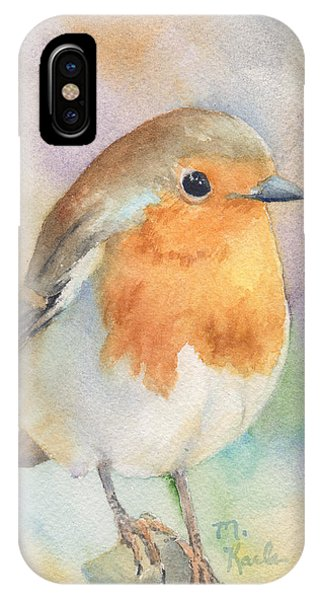 British Robin IPhone Case