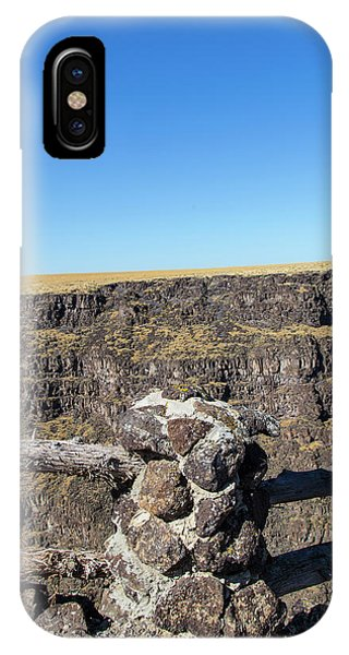 Bruneau Canyon Overlook, Idaho IPhone Case
