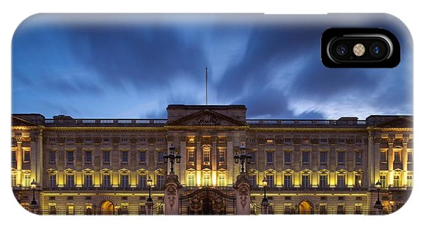 Buckingham Palace IPhone Case