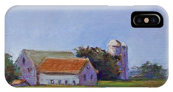 Bucks County Barn Phone Case by Joyce A Guariglia