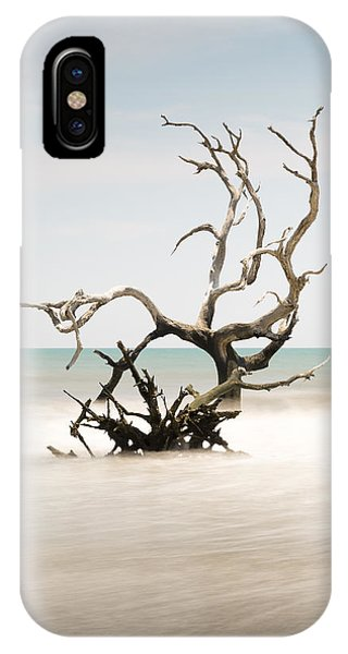 Long Beach Island iPhone Case - Bulls Island C-vi by Ivo Kerssemakers