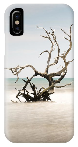 Bull iPhone Case - Bulls Island C-vi by Ivo Kerssemakers