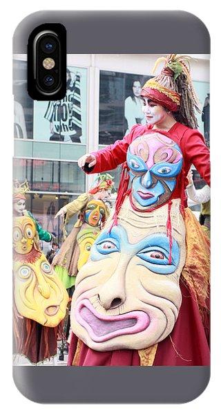 Busker Fest Toronto August 2014 IPhone Case