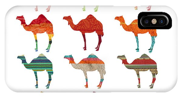 Camels IPhone Case