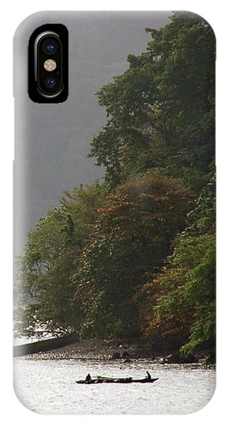 Cameroon Fisherman Africa IPhone Case