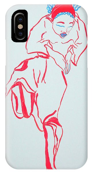 Cameroon Ngone Traditional Dance IPhone Case