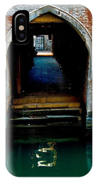 Canal Entrance IPhone Case