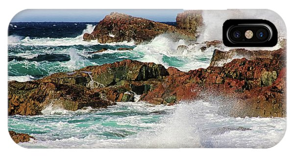 Cape Bonavista, Newfoundland IPhone Case