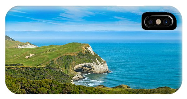 Cape Farewell Able Tasman National Park IPhone Case