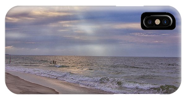 Cape May Beach IPhone Case