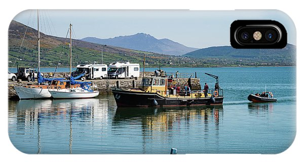 Carlingford Lough IPhone Case