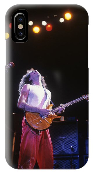 Carlos Santana IPhone Case