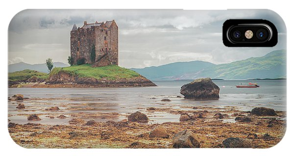 Castle Stalker IPhone Case