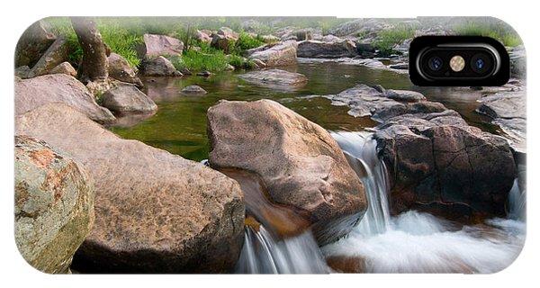 Castor River Shut-ins IPhone Case