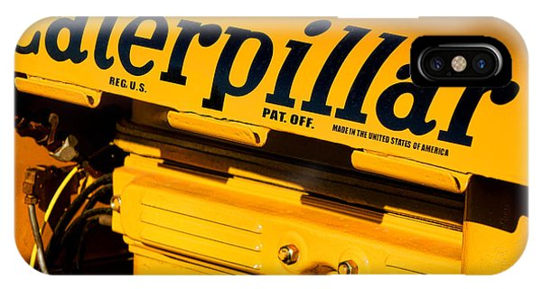 Caterpillar iPhone Case - Caterpillar by Olivier Le Queinec