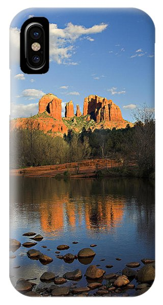 Cathedral Rock IPhone Case