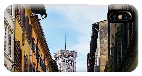 Cattedrale Di Santa Maria Del Fiore, Florence IPhone Case