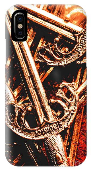 Armed iPhone Case - Centurion Of Battle by Jorgo Photography - Wall Art Gallery