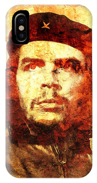 Revolutionary iPhone Case - Che Guevara by J  - O   N    E