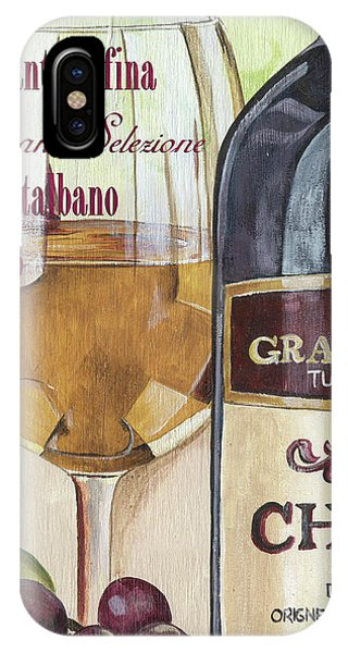 Chianti Rufina IPhone Case