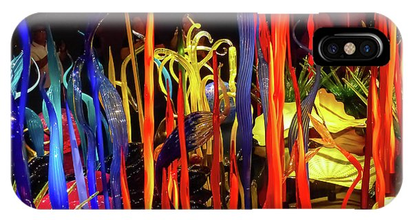 Chihuly Garden And Glass Exhibition IPhone Case