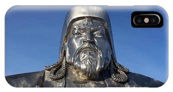 Chinggis Khan/tsagaan Sar IPhone Case