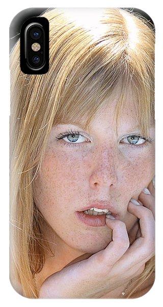 Christine IPhone Case