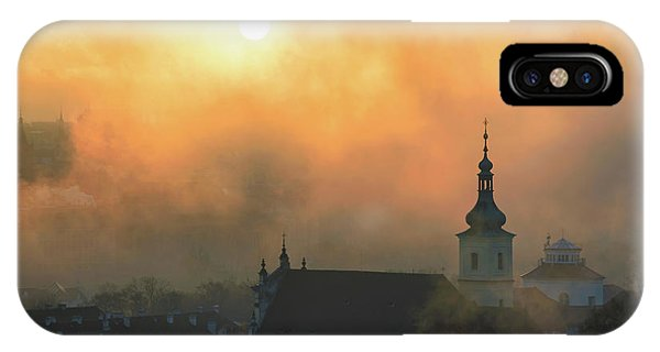 Church Of Our Lady Victorious, Prague, Czech Republic. IPhone Case