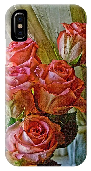 Cindy's Roses IPhone Case