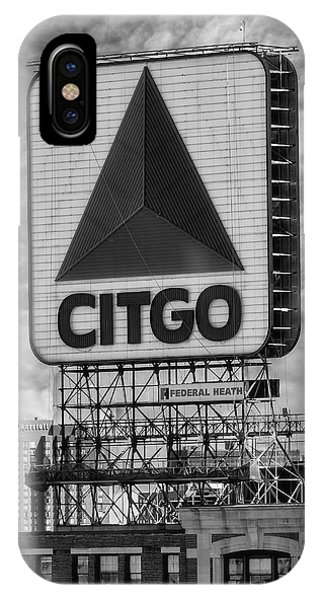 Citgo Sign Kenmore Square Boston IPhone Case