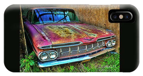 Classic Chevy IPhone Case