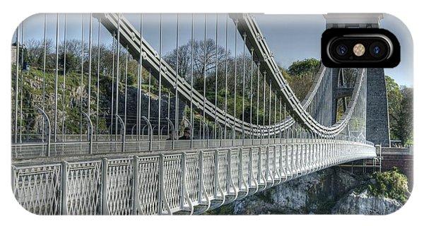 Clifton Suspension Bridge IPhone Case