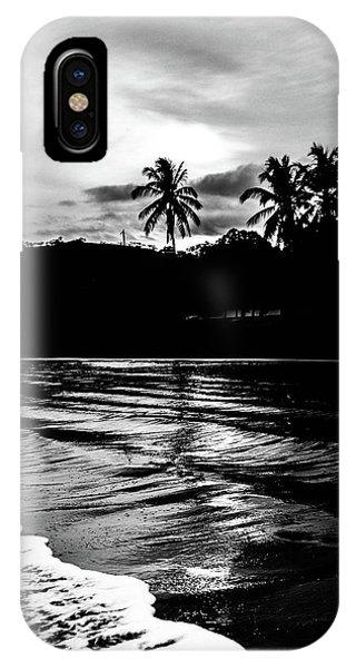 Coast Of Eden IPhone Case