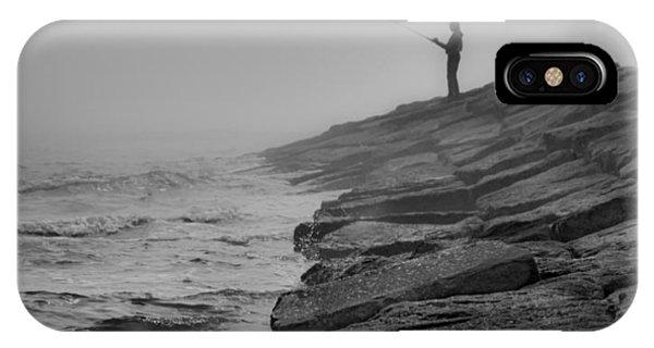 Coastal Solitude IPhone Case