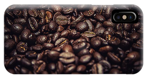 Coffee Beans IPhone Case