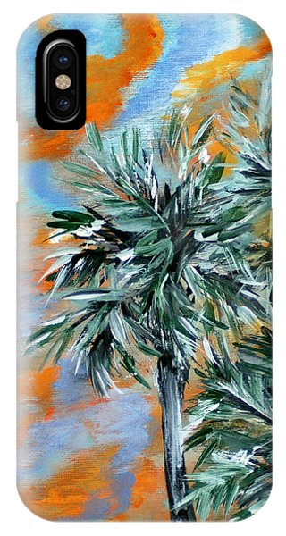 Collection. Art For Health And Life. Painting 2 IPhone Case