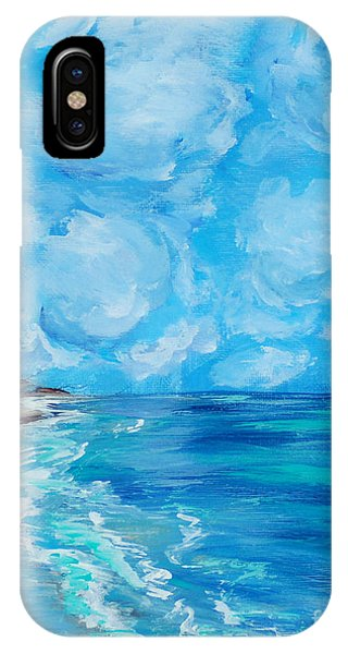 Collection. Art For Health And Life. Painting 4 IPhone Case