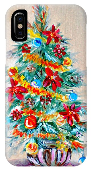 Collection Art For Health And Life. Painting 7 IPhone Case
